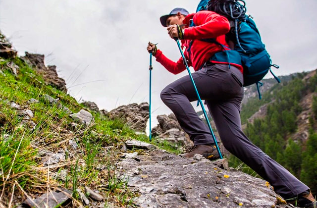 Best Trekking Poles for Comfortable Hiking