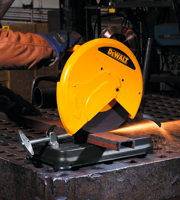 Review of DEWALT D28710 Abrasive Chop Saw