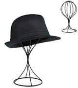Padshow Hat Rack Freestanding Wire Ball Hat Stand