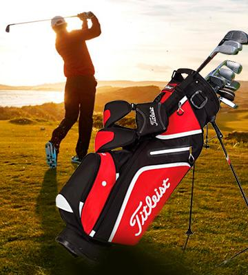Review of Titleist TB5SX1 2016 Lightweight Stand Bag