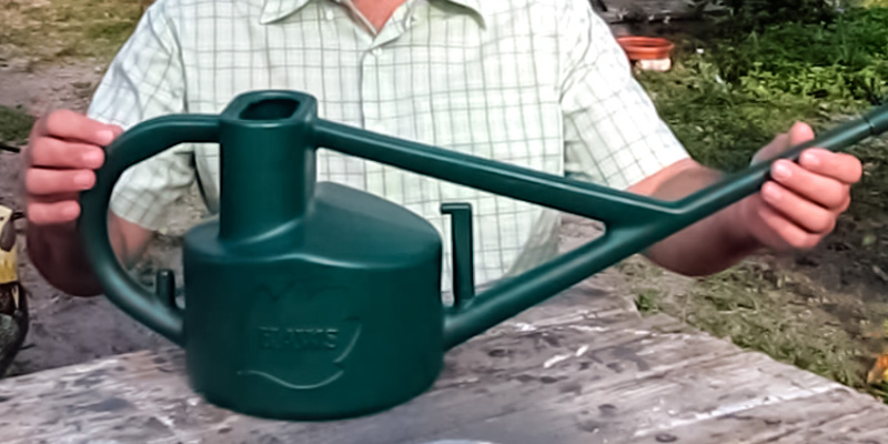 Review of Haws V120 Plastic Watering Can