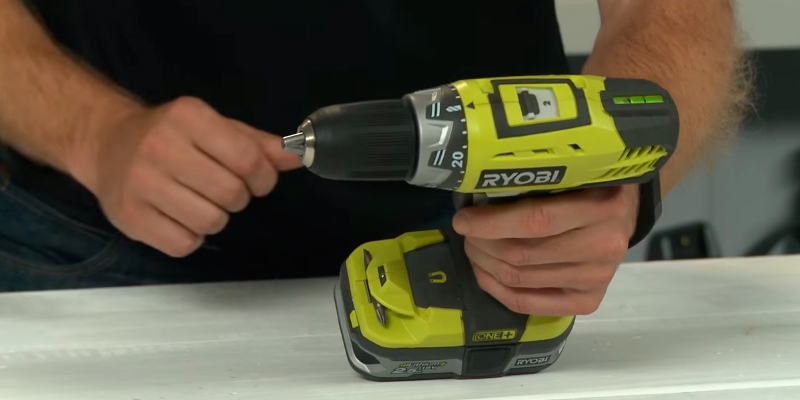 Review of Ryobi P1811 One+ Compact Drill Driver Kit