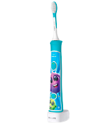 Philips Sonicare (HX6321/02) Bluetooth Rechargeable Electric Toothbrush for Kids