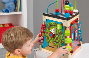 Best Activity Cubes to Develop and Entertain Your Child