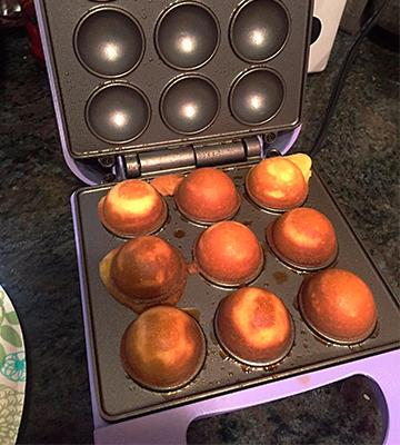 Review of Baby Cakes CPM-20 Mini Cake Pop Maker