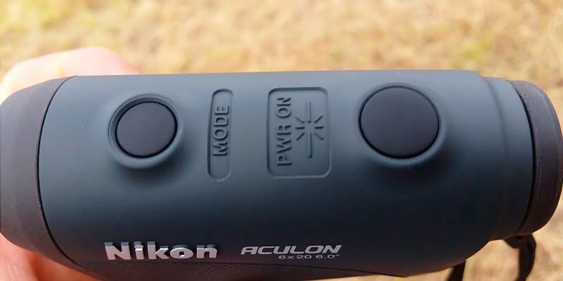 Detailed review of Nikon ACULON (8397) AL11 Laser Rangefinder