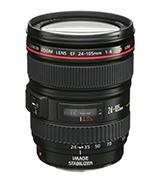 Canon EF 24-105mm f/4 L IS USM Zoom Lens