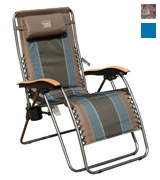 Timber Ridge TRLGR005EA Zero Gravity Patio Lounge Chair