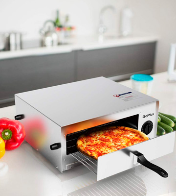 Review of Goplus Stainless Steel Pizza Oven
