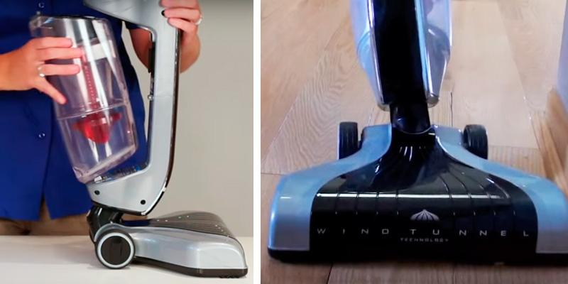 Hoover Linx BH50010 Cordless Stick Vacuum Cleaner in the use