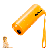 Frienda 3 in 1 Ultrasonic Dog Repeller and Trainer, Anti Barking Device