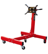 Torin T26801 Big Red Steel Rotating Engine Stand with Foldable Frame (1500 lbs Capacity)
