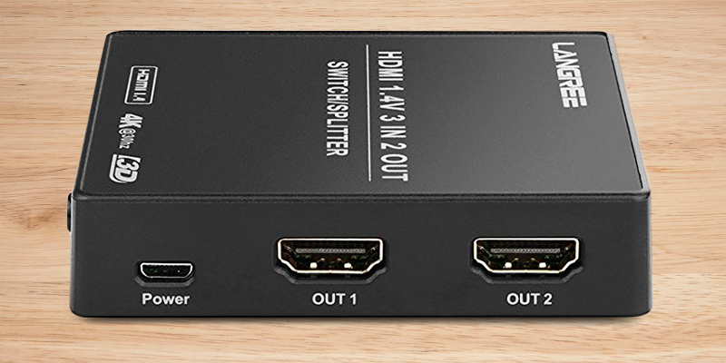 Detailed review of LANGREE LG-HSS-3IN2 Switch&Splitter