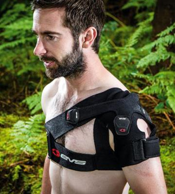 Review of EVS Sports Shoulder Brace