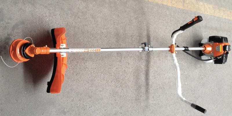 Review of Timberpro Heavy Duty Split Brush Cutter