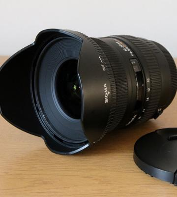 Review of Sigma 10-20mm f/4-5.6 EX DC HSM Wide Angle Lens