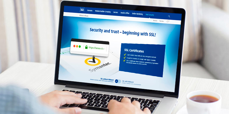 Review of 1&1 SSL Certificates