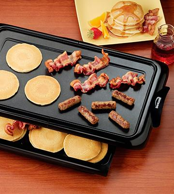 Review of Brentwood TS-840 Electric Griddle