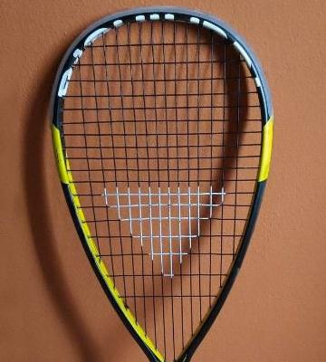 Review of Tecnifibre CarboFlex 125 Squash Racquet
