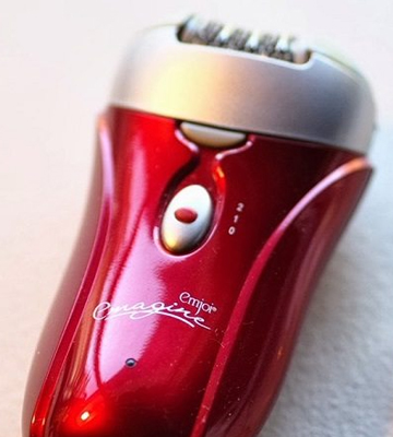 Review of Emjoi AP-18 Emagine Dual Opposed 72 Tweezer Head Epilator