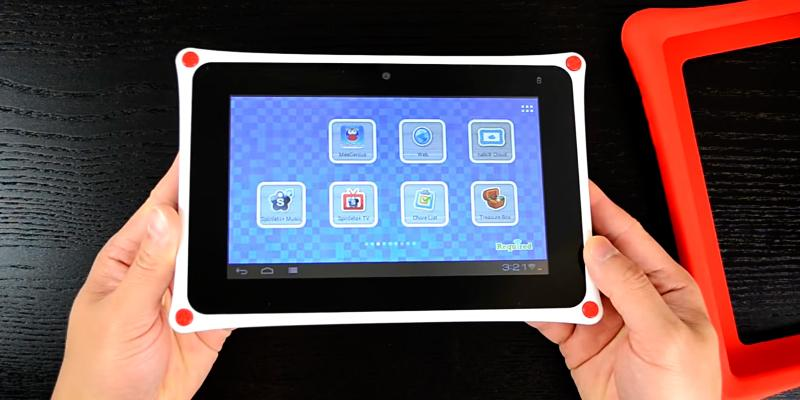 Detailed review of nabi 2S Play&Learn Kids Tablet