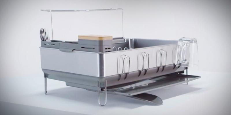 Review of Simplehuman Dish Rack Stainless Steel