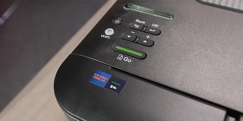 Brother HL-L2340 Wireless Compact Laser Printer Monochrome in the use