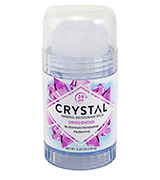 Crystal Unscented, 4.25 oz