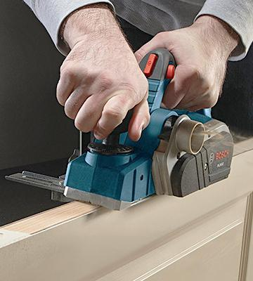 Review of Bosch PL2632K Planer with Carrying Case, 3 1/4""