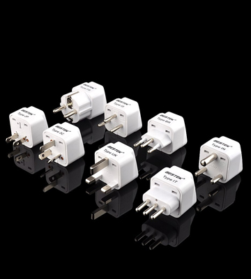 Review of BESTEK Universal Worldwide Plug Adapter