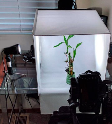 Review of LimoStudio AGG349 Portable Photo Studio