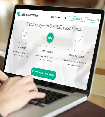 Review of Legal Services Link Business Lawyer Consultation