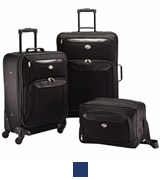 American Tourister 68109 Brookfield 3 Piece Set