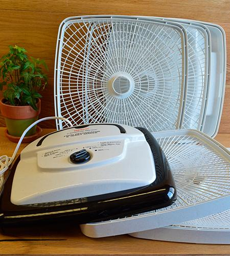Review of Nesco FD-80 Square-Shaped Dehydrator, 4 Tray