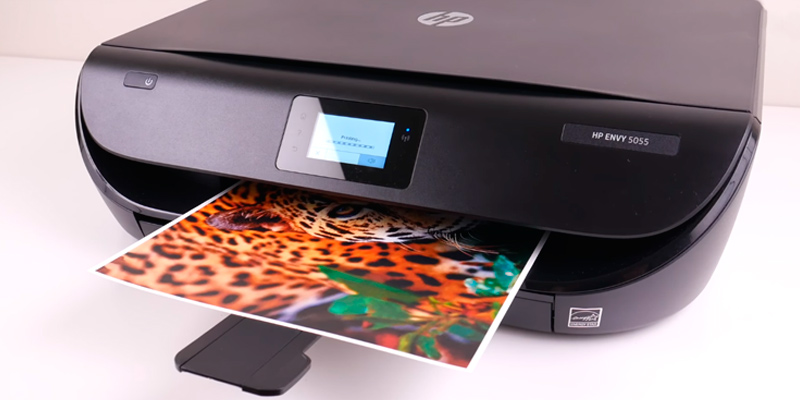 Review of HP Envy 5055 Wireless All-in-One Photo Printer