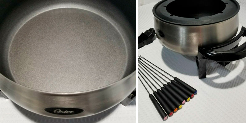 Detailed review of Oster FPSTFN7700-022 Fondue Set