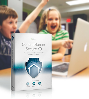 Review of Intego ContentBarrier Secure X9 Mac Parental Control & Security
