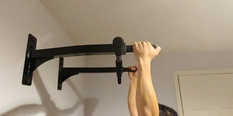 Review of Ultimate Body Press Wall Mount Pull Up Bar