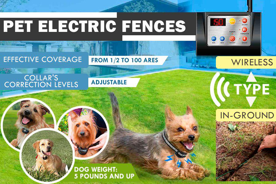 Comparison of Pet Electric Fences