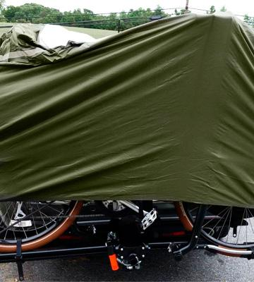 Review of YardStash Bicycle Cover XL Extra Large