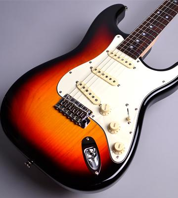 Review of Squier Strat Beginner Rosewood Fingerboard
