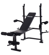 Goplus Adjustable Adjustable Weight Lifting Multi-function Bench