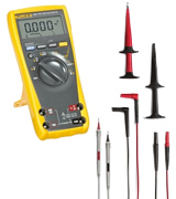 Fluke 179/EDA2 Industrial Electronics Multimeter Combo Kit