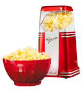 Nostalgia RHP310 Hot Air Popcorn Maker