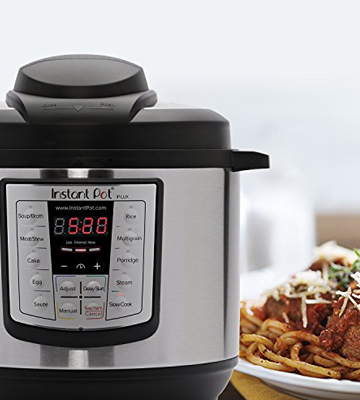 Review of Instant Pot LUX60 (6-in-1) V3 6 Qt Multi-Use Programmable Pressure Cooker