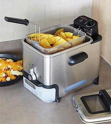 Review of T-fal FR8000 Immersion Deep Fryer