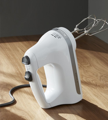 Review of KitchenAid KHM312WH 3-Speed Hand Mixer