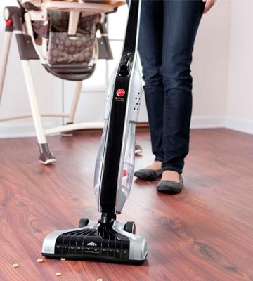 Review of Hoover Linx BH50010 Cordless Stick Vacuum Cleaner