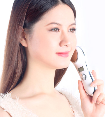 Review of Kingstar Portable Ultrasonic Electric Ion Face Massager
