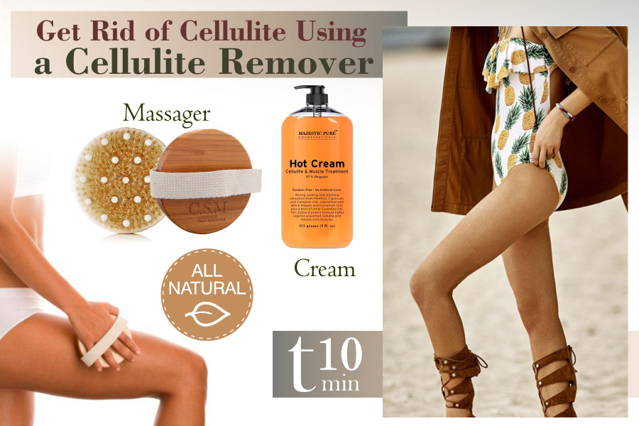 Comparison of Cellulite Removers for Smooth Skin